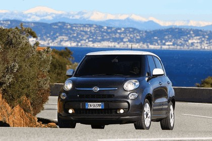 2013 Fiat 500L 1.6 MJT 40