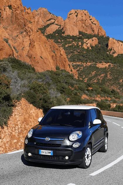 2013 Fiat 500L 1.6 MJT 43