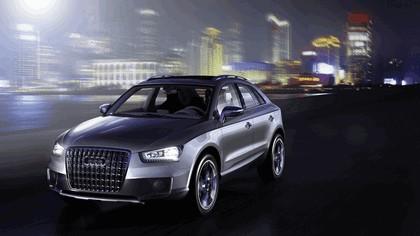 2007 Audi Cross Coupe quattro concept 1