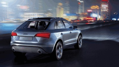 2007 Audi Cross Coupe quattro concept 2
