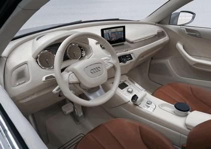 2007 Audi Cross Coupe quattro concept 16