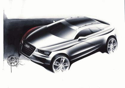 2007 Audi Cross Coupe quattro concept 21
