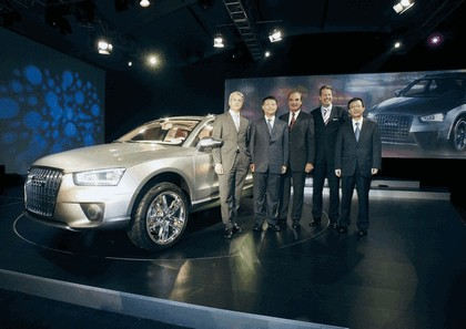 2007 Audi Cross Coupe quattro concept 33