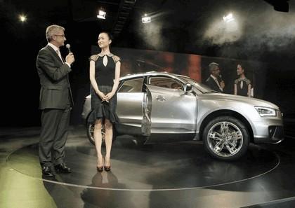 2007 Audi Cross Coupe quattro concept 35