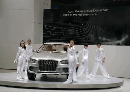 2007 Audi Cross Coupe quattro concept 36