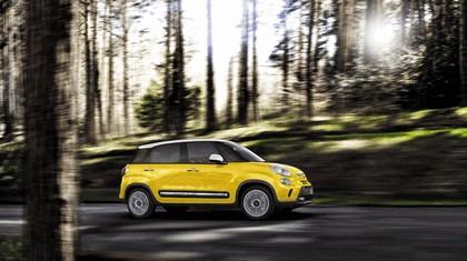 2013 Fiat 500L Trekking 9