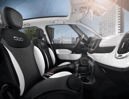 2013 Fiat 500L Trekking 10