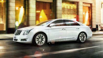 2013 Cadillac XTS - China version 1