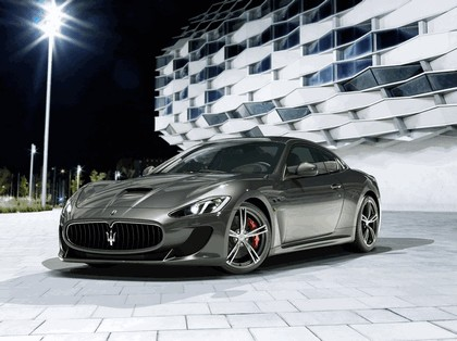2013 Maserati GranTurismo MC Stradale 1