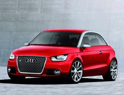 2007 Audi Metroproject quattro 1