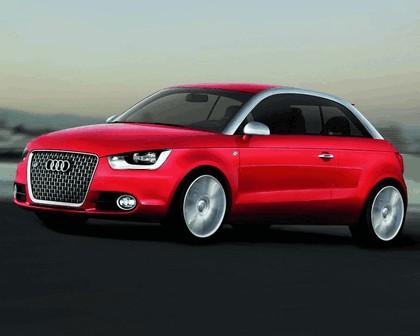 2007 Audi Metroproject quattro 2
