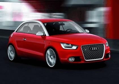 2007 Audi Metroproject quattro 9