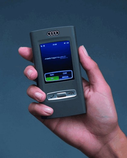 2007 Audi Metroproject quattro 34