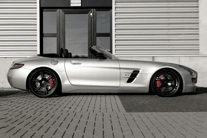 2013 Mercedes-Benz SLS 63 AMG roadster by Wheelsandmore 2
