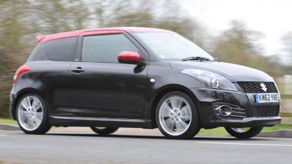 2013 Suzuki Swift Sport SZ-R Limited Edition - UK version 3