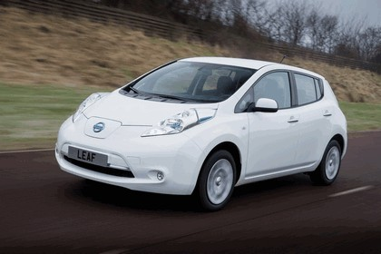 2013 Nissan Leaf 1
