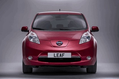 2013 Nissan Leaf 4