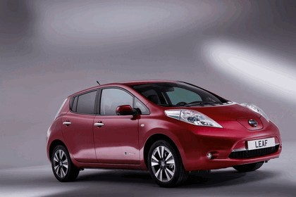 2013 Nissan Leaf 7