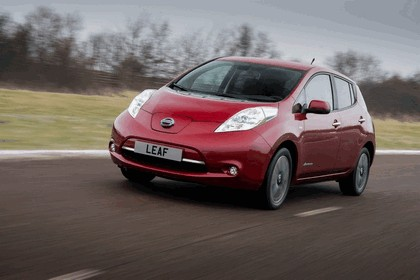 2013 Nissan Leaf 12