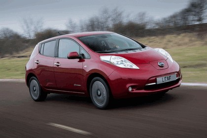 2013 Nissan Leaf 13