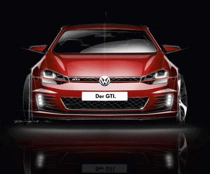 2013 Volkswagen Golf ( VII ) GTI 34