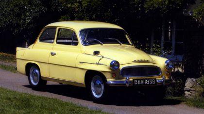 1959 Skoda Octavia Type-985 - UK version 6