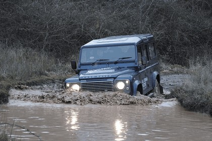 2013 Land Rover Defender - electric research vehicle 3