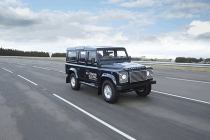 2013 Land Rover Defender - electric research vehicle 12