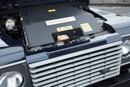 2013 Land Rover Defender - electric research vehicle 14