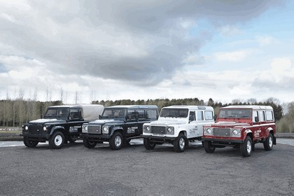 2013 Land Rover Defender - electric research vehicle 19