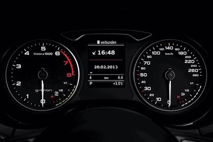 2013 Audi A3 Sportback g-tron 8