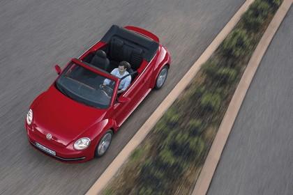 2013 Volkswagen Beetle cabriolet 8