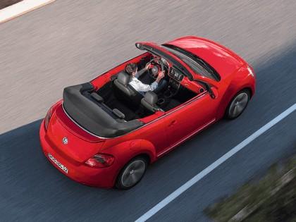 2013 Volkswagen Beetle cabriolet 9