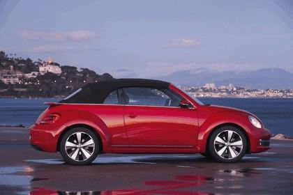 2013 Volkswagen Beetle cabriolet 14