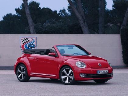 2013 Volkswagen Beetle cabriolet 20