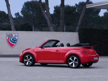 2013 Volkswagen Beetle cabriolet 21