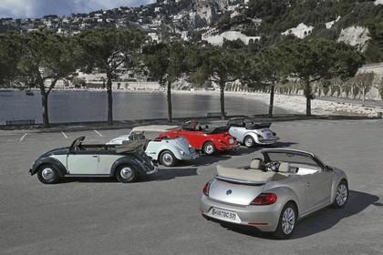 2013 Volkswagen Beetle cabriolet 29