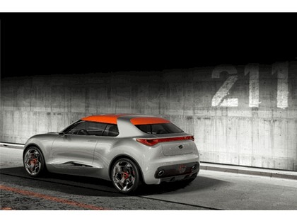 2013 Kia Radical Provo concept 3