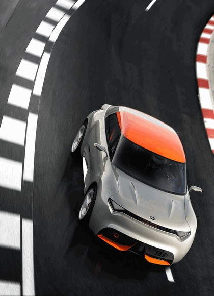 2013 Kia Radical Provo concept 13