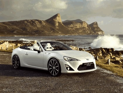 2013 Toyota FT-86 Open concept GMS 1