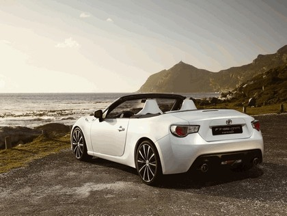 2013 Toyota FT-86 Open concept GMS 3