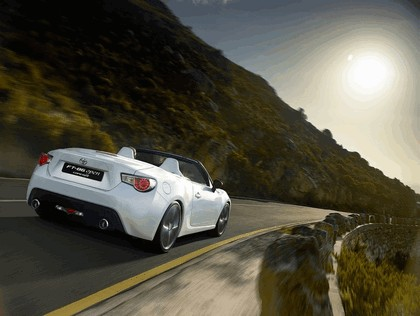 2013 Toyota FT-86 Open concept GMS 12
