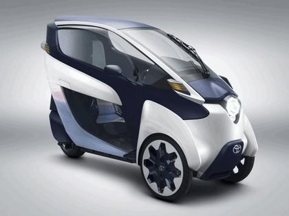 2013 Toyota i-Road concept 1