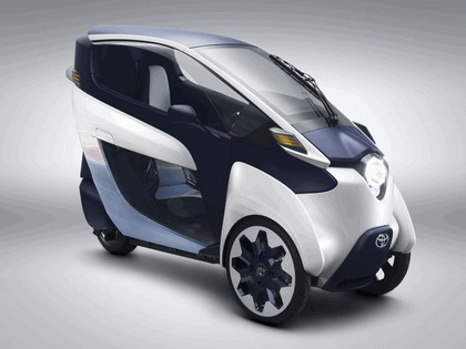 2013 Toyota i-Road concept 2