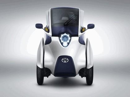 2013 Toyota i-Road concept 4