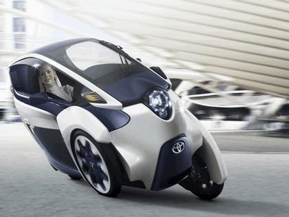 2013 Toyota i-Road concept 7