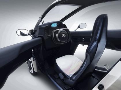 2013 Toyota i-Road concept 12