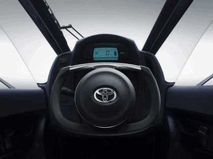 2013 Toyota i-Road concept 14