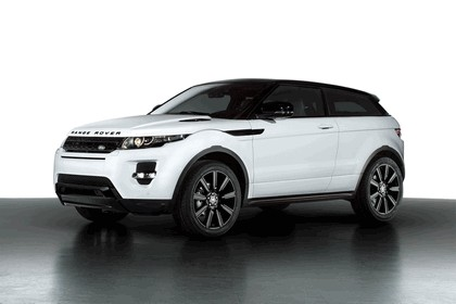 2013 Land Rover Range Rover Evoque Black Design Pack 1