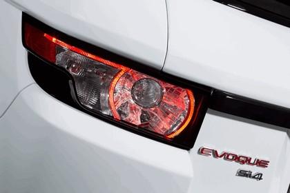 2013 Land Rover Range Rover Evoque Black Design Pack 7